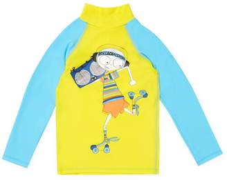 Little Marc Jacobs Graphic Rashguard