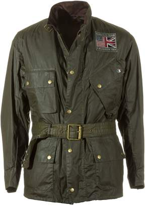 Barbour Jacquard Waisted Jacket