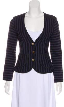 Marc by Marc Jacobs Striped Lightweight Jacket