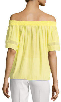 Ramy Brook Jessica Off-the-Shoulder Top
