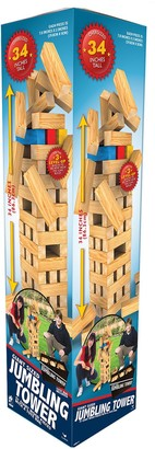 Cardinal Giant Jumbling Tower Game