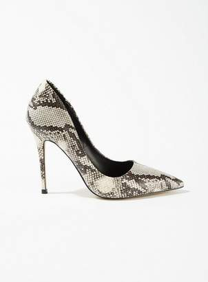 Miss Selfridge Cindy court shoes