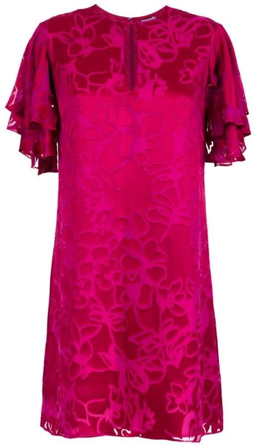 Buy silk shift dress!