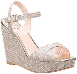 I. MILLER I. Miller Vinya Womens Wedge Sandals