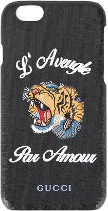 tiger print iPhone 7 case