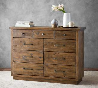 Pottery Barn Big Daddy's Antiques Extra Wide Dresser