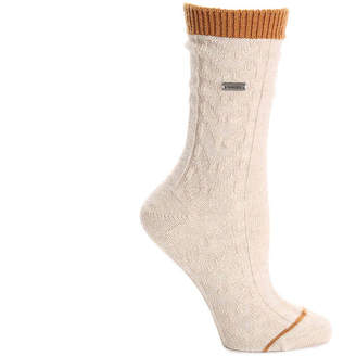 Sorel Cable Knit Crew Socks - Women's