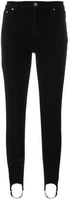 MSGM ski-pant jeans