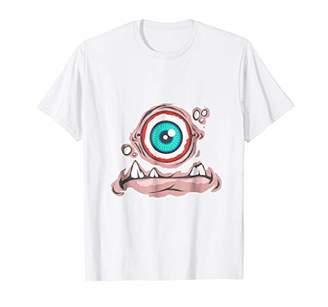 One Eyed Freaky Eyeball TShirt