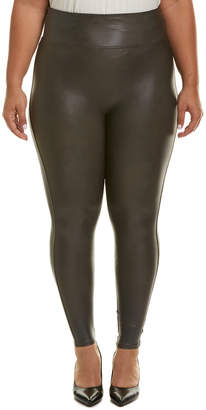 Spanx Plus Faux Leather Legging