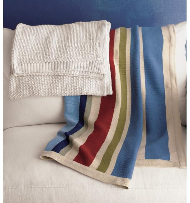 Wesley Stripe Throw