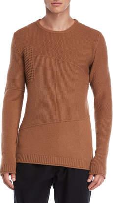 Roberto Collina Beige Knit Sweater
