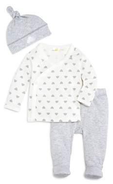 Bloomingdale's Bloomie's Unisex Take Me Home Shirt, Footie Pants & Hat Set - Baby