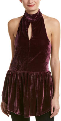 Tart Collections Velour Top