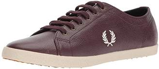 Fred Perry Kingston SCOTCHGRAIN Leather Sneaker