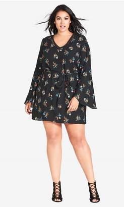 City Chic Citychic Sweet Pea Tunic