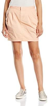 BOSS Women's Bapella-D Skirt, (Light/Pastel Orange 835), (Size: 44)