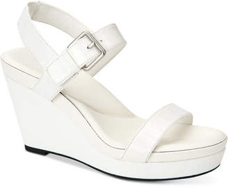 Calvin Klein Women's Jacie Strappy Sandals Women's Shoes