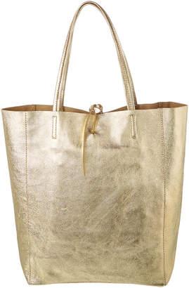 Jijou Capri Leather Tote