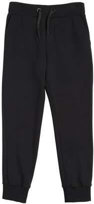 Fendi Rubber Logo Cotton Sweatpants