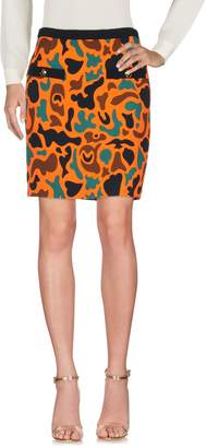 Moschino Knee length skirts - Item 35367776FT