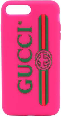 Gucci Vintage Logo Rubber Iphone X Cover
