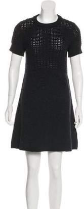 Chanel Sport Wool Dress
