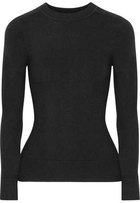 JoosTricot - Stretch Cotton-blend Sweater - Black