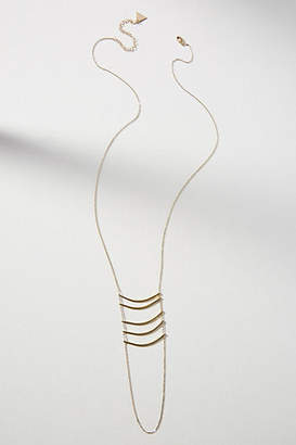 Anthropologie Meriella Ladder Necklace