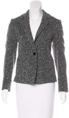 Max Mara Wool Tweed Blazer