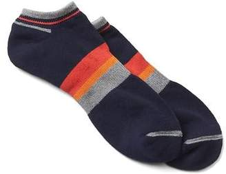 Gap Varsity stripe ankle socks