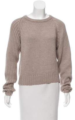 OAK Wool Crew Neck Sweater