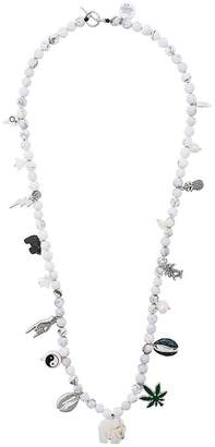 Venessa Arizaga White Lightning Necklace