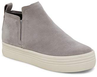 Dolce Vita Women's Tate Suede Slip-On Sneakers