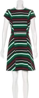 MICHAEL Michael Kors Striped Mini Dress w/ Tags