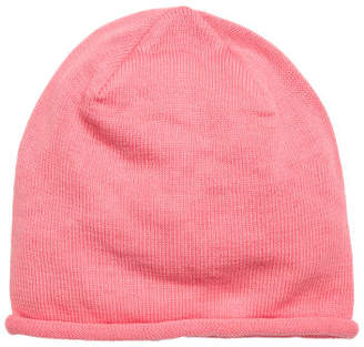 H&M Fine-knit hat - Pink