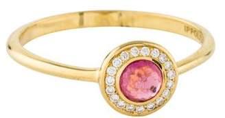 Ippolita 18K Composite Ruby & Diamond Lollipop Ring