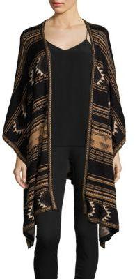 Polo Ralph Lauren Linen & Silk Open-Front Cardigan $598 thestylecure.com