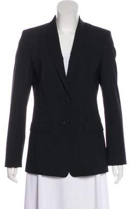 HUGO BOSS Wool Button-Up Blazer
