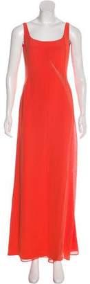 Valentino Sleeveless Evening Dress