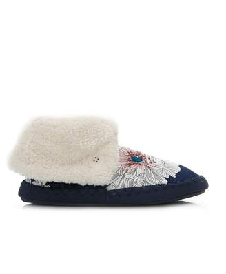 Joules Rubber Sole Slipper Boots