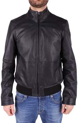 Trussardi Leather Jacket
