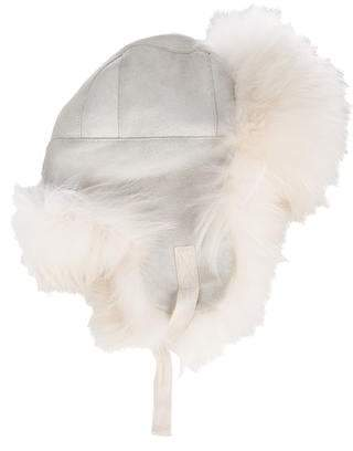 Marc Jacobs Fox Fur Trapper Hat