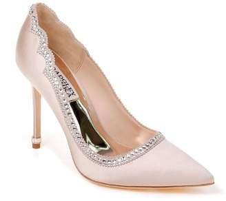 Badgley Mischka Sunset Pointy Toe Pump