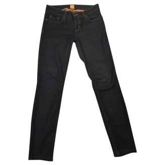 BOSS ORANGE Blue Cotton Jeans for Women