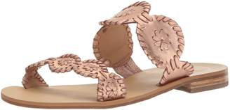 Jack Rogers Women's Lauren Dress Sandal Blush