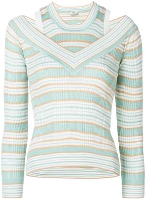 Fendi Pullover Ammock Stripes