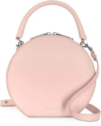 Rebecca Minkoff Nappa Leather Circle Crossbody Bag