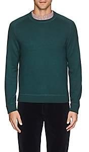 Massimo Alba Men's Cashmere Sweater - Green