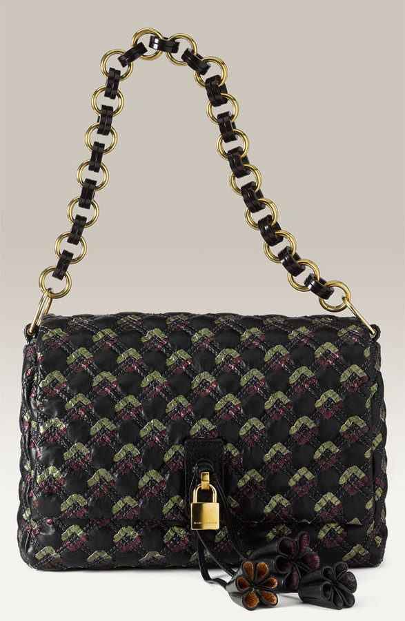 MARC JACOBS 'Jennifer' Chain Strap Handbag